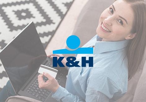 K&H partner Bank - könyvelő irodánk partnere